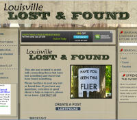 Louisville Lost and Found