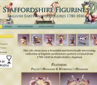 Staffordshire Figurines
