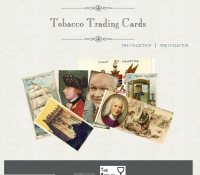 Tobacco Trading Cards