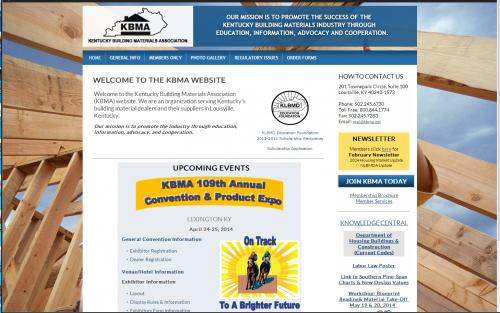 kbma website