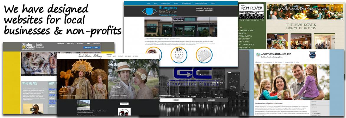 frontpage slider webdesign